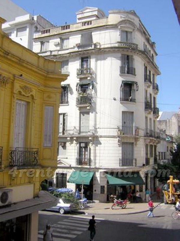Humberto Primo and Peru: Apartment for rent in Buenos Aires