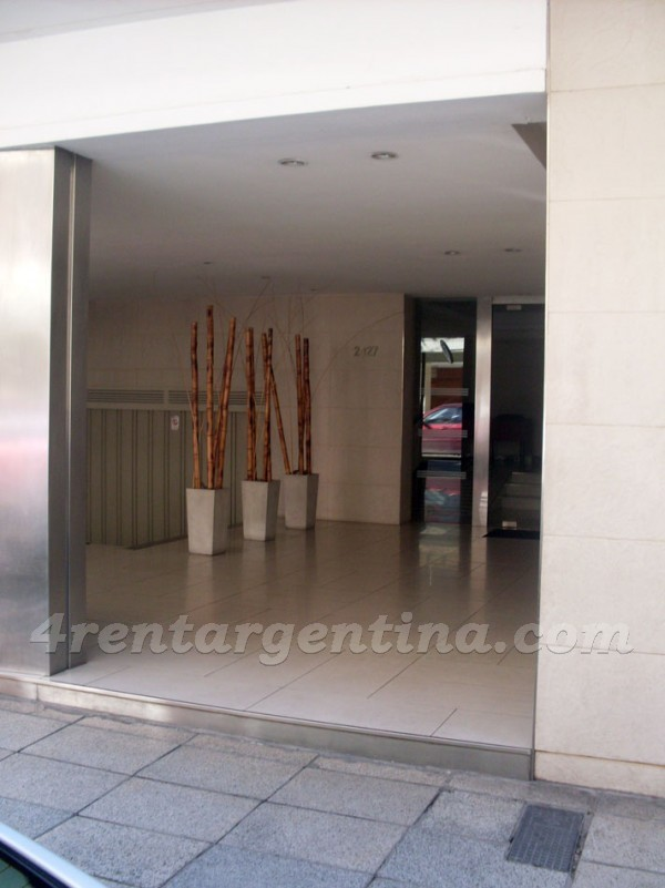 Apartment Vidal and Juramento - 4rentargentina