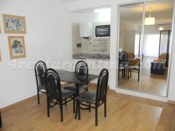 Rivadavia and Marmol: Apartment for rent in Almagro