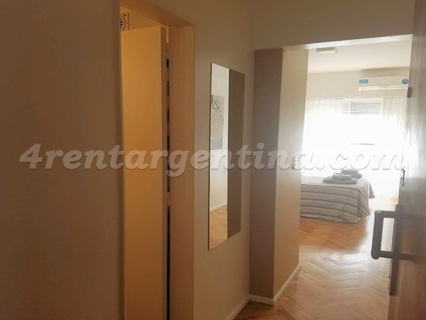 Suipacha and Corrientes IV: Furnished apartment in Downtown