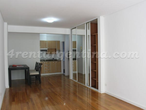 Godoy Cruz and Cervi�o VII: Apartment for rent in Buenos Aires