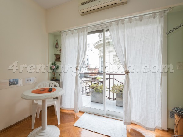 Laprida and Charcas: Apartment for rent in Buenos Aires