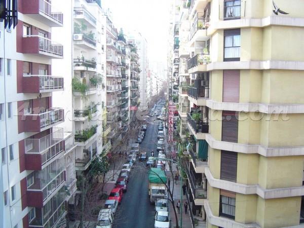 Apartamento Laprida e Charcas - 4rentargentina