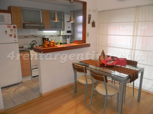 Apartment Baez and Arevalo II - 4rentargentina