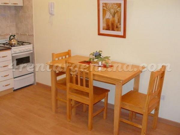 Apartment Billinghurst and Cordoba VII - 4rentargentina