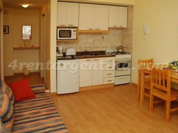 Billinghurst and Cordoba VII, apartment fully equipped