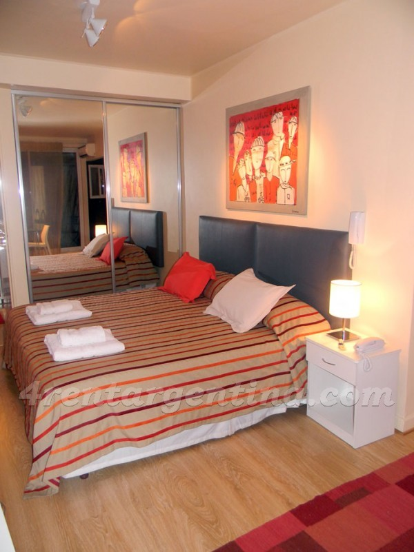 Quintana et Rodriguez Pe�a, apartment fully equipped