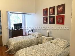 Apartamento Larrea e French III - 4rentargentina