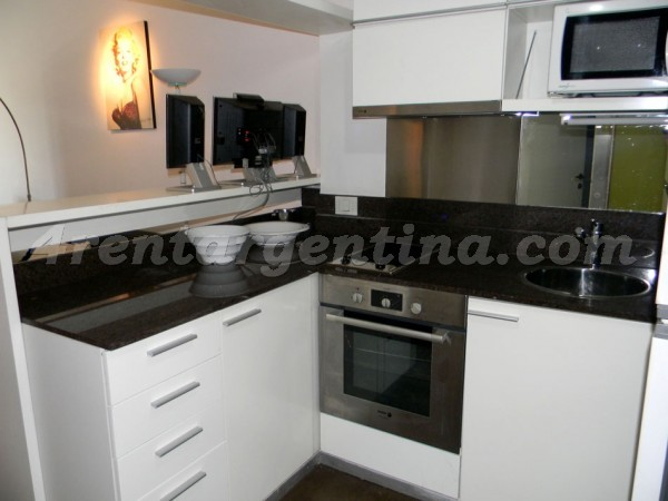 Apartment Chenaut and L.M. Campos I - 4rentargentina