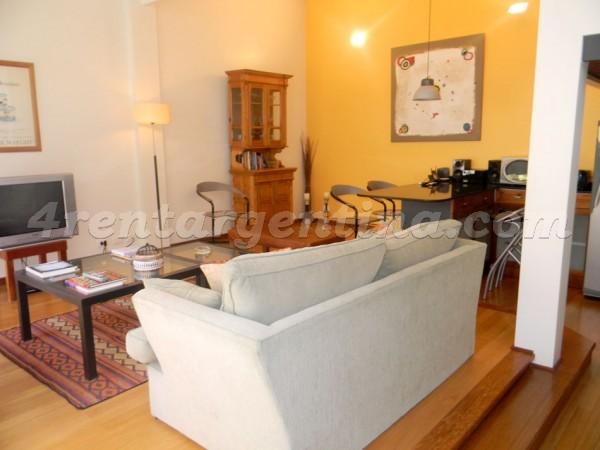 Apartment Guido and Ayacucho II - 4rentargentina