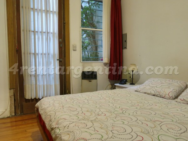 Cramer and Virrey del Pino I: Apartment for rent in Belgrano