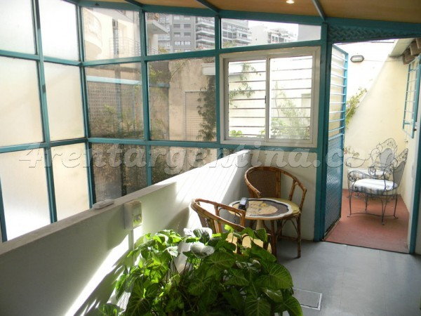 Cramer and Virrey del Pino I, apartment fully equipped