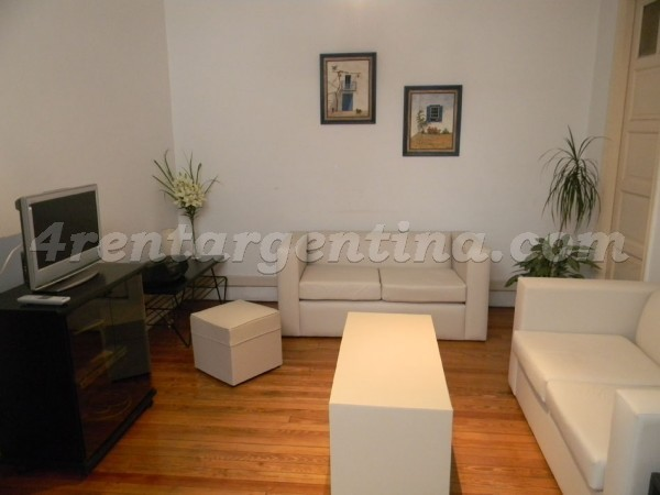 Apartment Cramer and Virrey del Pino I - 4rentargentina