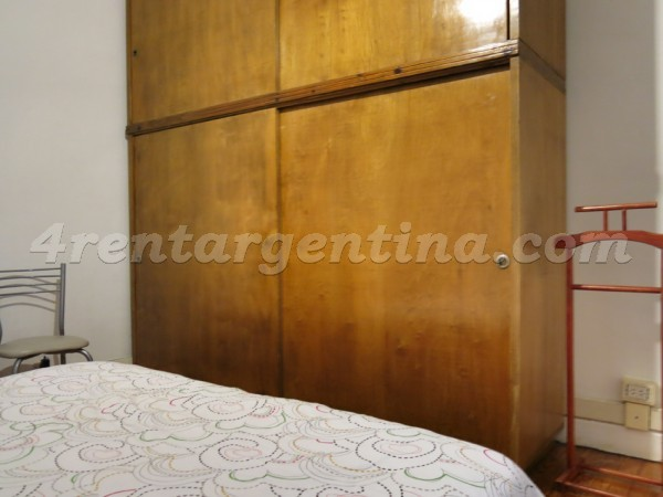 Cramer and Virrey del Pino I: Furnished apartment in Belgrano