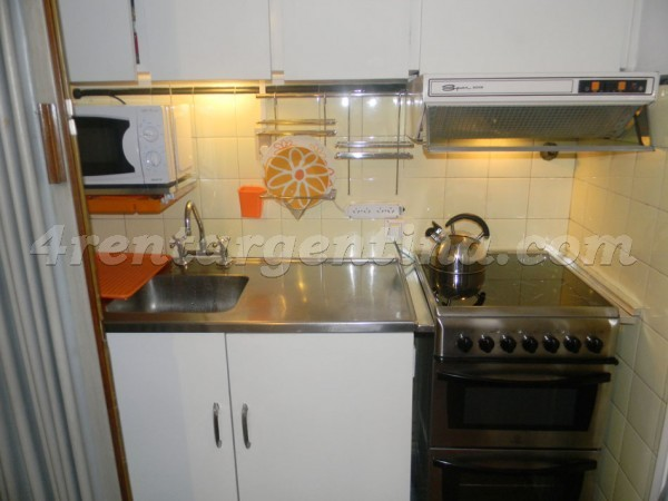 Apartment San Martin and M. T. Alvear - 4rentargentina