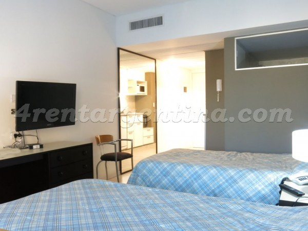 Corrientes and Esmeralda II: Furnished apartment in Downtown