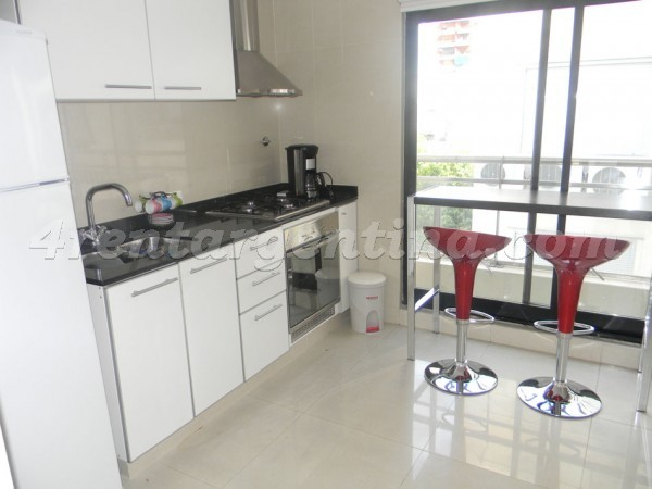 Apartment Armenia and Charcas II - 4rentargentina