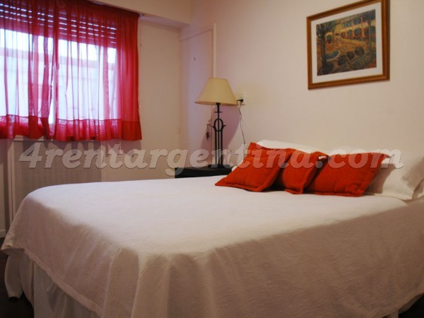 Barrientos and Pe�a I: Apartment for rent in Recoleta