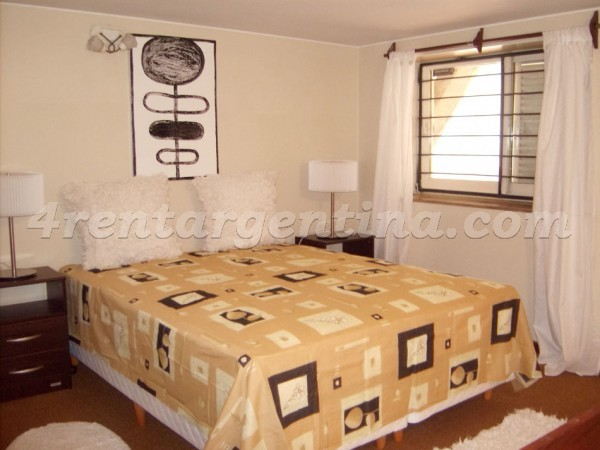 Apartment Juncal and Riobamba - 4rentargentina