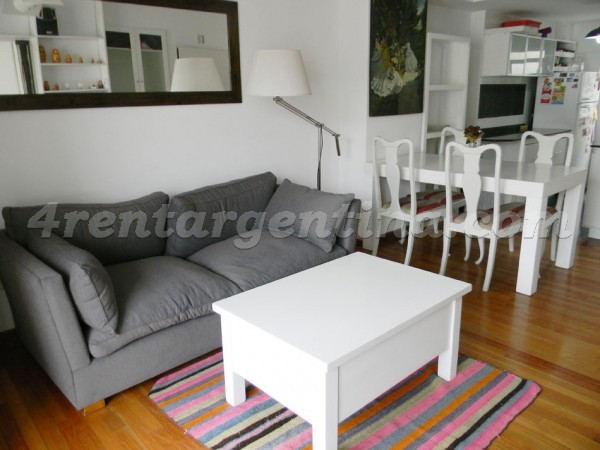 Apartment Ruggieri and Las Heras I - 4rentargentina