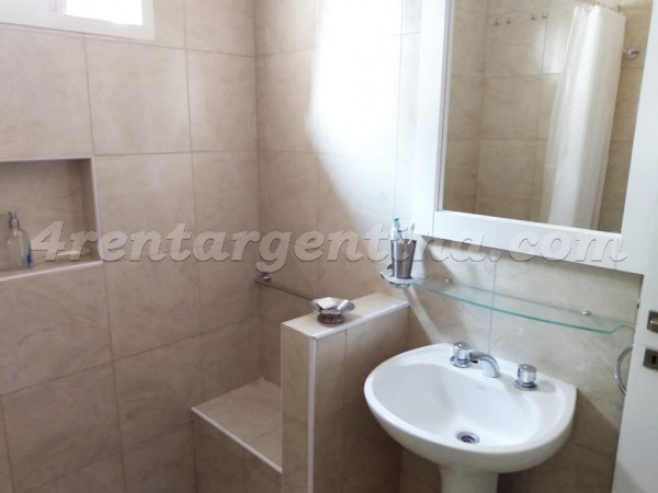 Talcahuano and Santa Fe III, apartment fully equipped
