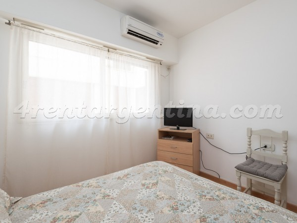 Talcahuano and Santa Fe III: Apartment for rent in Downtown