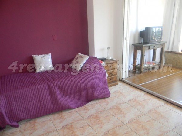 Apartment Corrientes and Callao VI - 4rentargentina