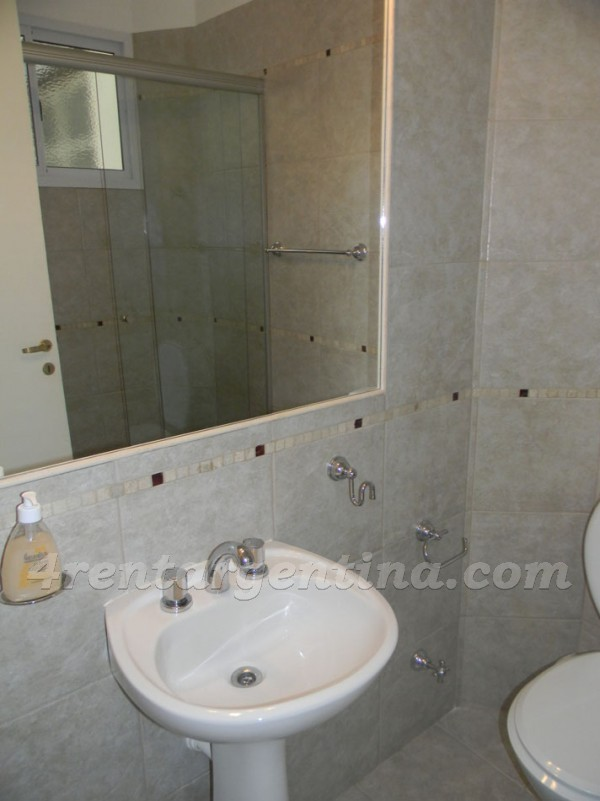 Pellegrini et M. T. Alvear: Furnished apartment in Downtown