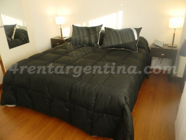 Apartment Jufre and Araoz II - 4rentargentina