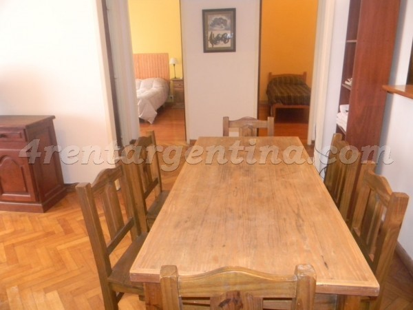 Belgrano and Bolivar: Apartment for rent in San Telmo