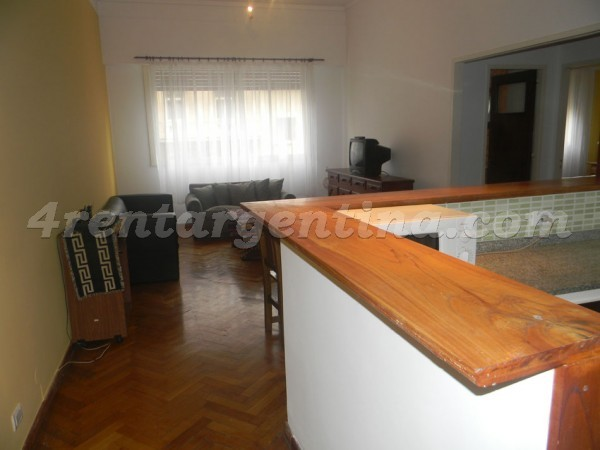 Belgrano and Bolivar: Apartment for rent in Buenos Aires