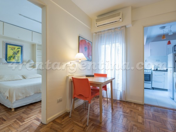 Guido and Callao III, apartment fully equipped