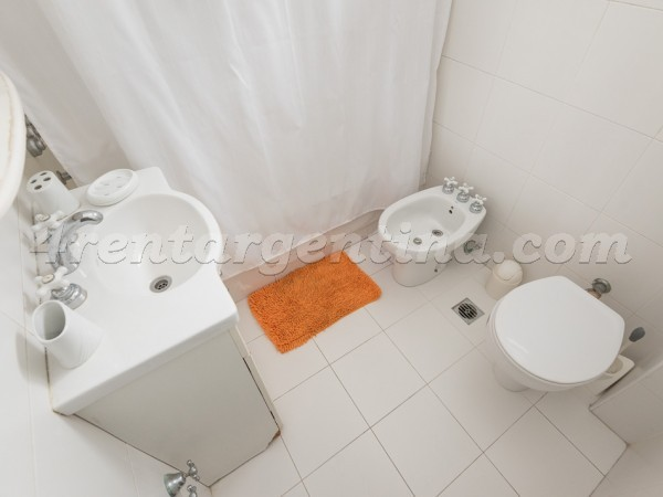 Appartement Guido et Callao III - 4rentargentina