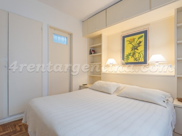 Guido et Callao III: Apartment for rent in Recoleta