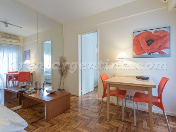 Guido et Callao III: Apartment for rent in Buenos Aires