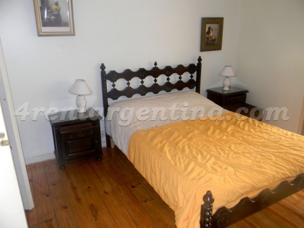 Charcas and Borges I: Apartment for rent in Palermo