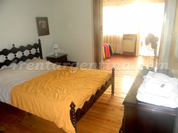 Charcas et Borges I: Apartment for rent in Palermo