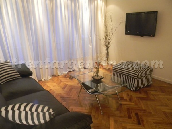 Libertador and Salguero: Apartment for rent in Buenos Aires