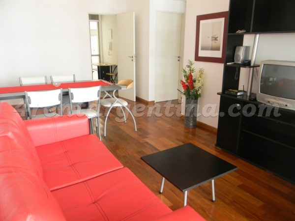 Apartment Arenales and Salguero IV - 4rentargentina