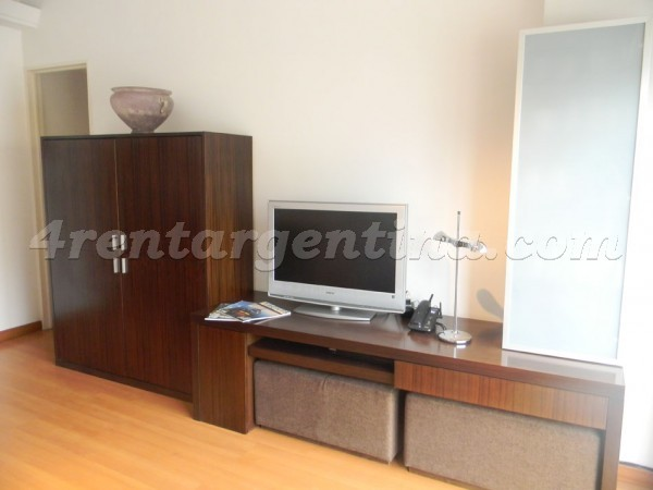 Coronel Diaz and Mansilla: Apartment for rent in Buenos Aires