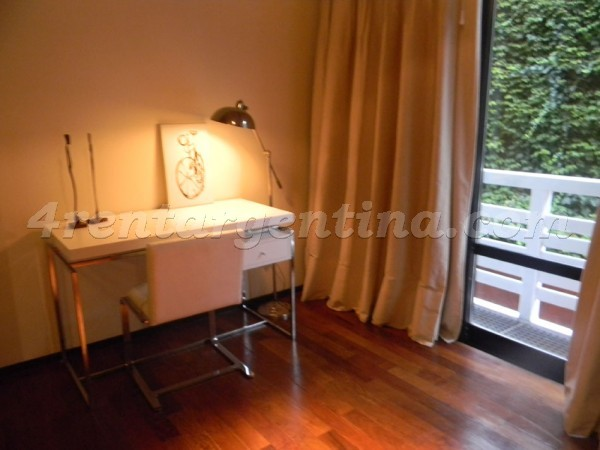 San Martin de Tours and Tedin: Furnished apartment in Palermo