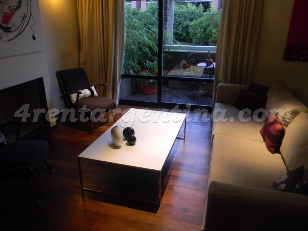 San Martin de Tours et Tedin: Apartment for rent in Buenos Aires