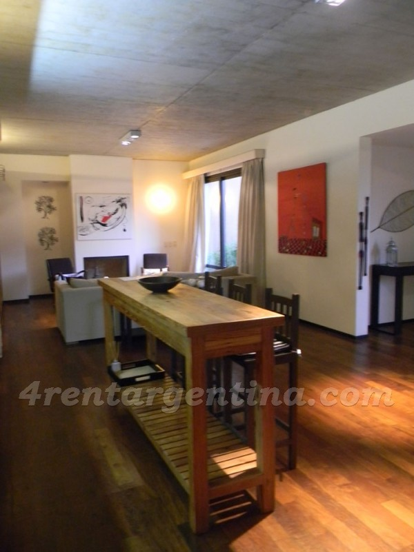 San Martin de Tours et Tedin, apartment fully equipped