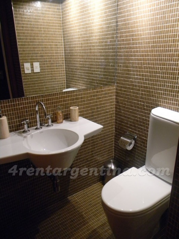 San Martin de Tours et Tedin: Apartment for rent in Palermo