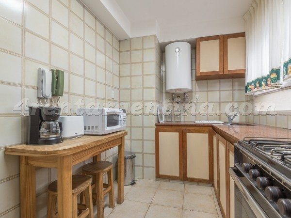 Apartment Las Heras and Callao III - 4rentargentina