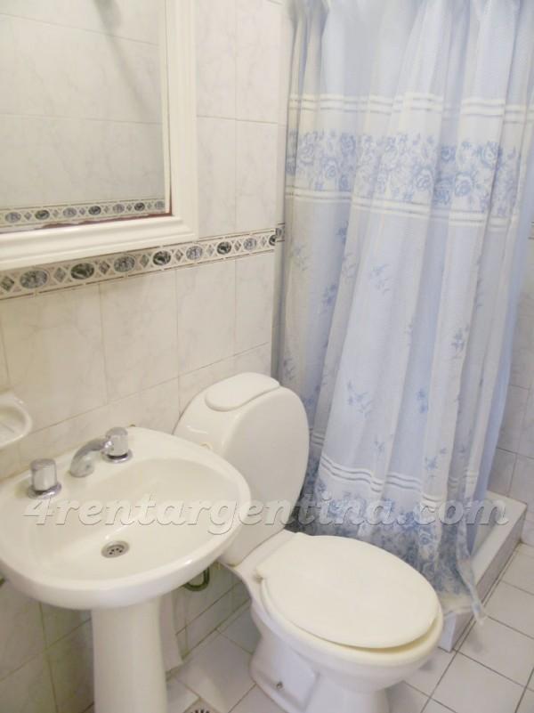 Almagro rent an apartment