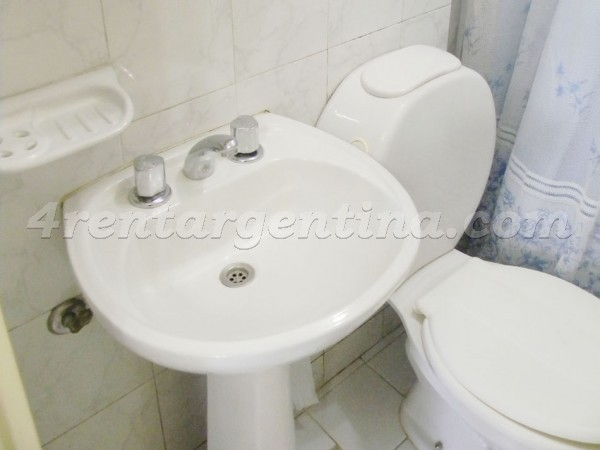 Apartment for temporary rent in Almagro