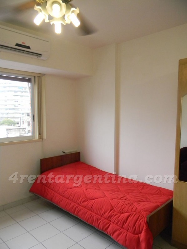 Scalabrini Ortiz and Vera, apartment fully equipped