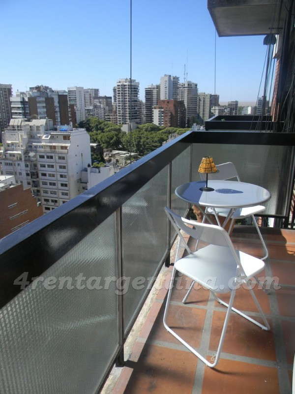 Apartment Aguilar and Cabildo - 4rentargentina