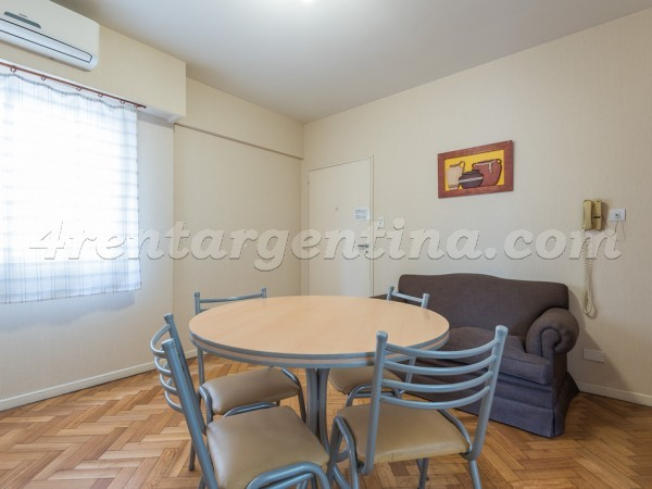 Apartment Jose Hernandez and Cabildo - 4rentargentina